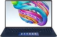 华硕 ZenBook UX534 超高清 15.6 英寸 4K 笔记本电脑(Intel i7-10510U 处理器、NVIDIA GTX 1650 4 GB 显卡、512 GB PCI-e SSD + 32 GB Optane 内存、16 GB 内