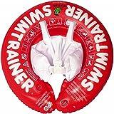 FREDS SWIM ACADEMY 游泳训练器游泳辅助 Classic rot (6-18kg) 红色