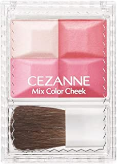 Cezanne(倩丽) 四色甜心腮红01