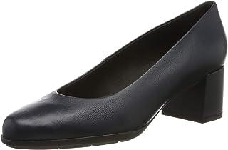 Geox 健乐士 D New Annya Mid A 女士高跟鞋