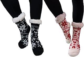 女式热垂坠风格 冬季保暖厚针织羊毛舒适船袜柔软