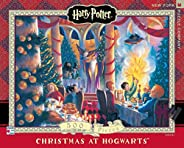 纽约拼图公司 - 霍格沃茨的哈利波特圣诞节 - 500 片装儿童*拼图