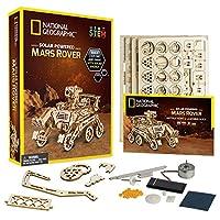 National Solar Mars Rover