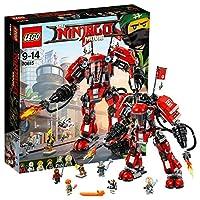 LEGO 乐高  拼插类 玩具  Ninjago 幻影忍者系列 火忍者的爆炎机甲 70615 9-14岁