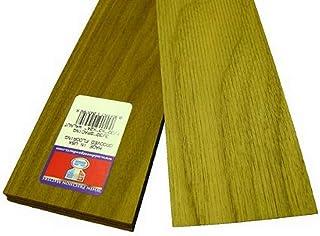 Midwest Products 4535 木材核桃木地板,60.96x78.74x78.74cm,0.09375 间距