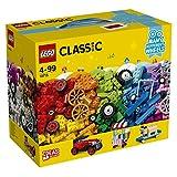 【NEW 上新 1月新品】 LEGO 乐高 拼插类玩具 Classic 经典系列 乐高多轮创意拼砌篮 10715 4-99岁 积木玩具