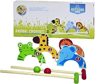 OUTDOOR Play Croquet 套装(多色)