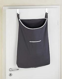 wenko 62105100canguro 棉质 over-the-door 洗衣袋 (40x 30x 4.5cm)