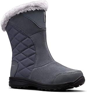 Columbia 女士 Ice Maiden Ii 一脚蹬雪地靴