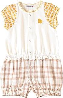 Hoppetta 女童短款连体衣 [対象] 6ヶ月 ~ 12ヶ月 金黄色 70