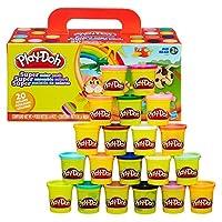Hasbro 孩之宝 Play-Doh 培乐多彩泥 20色装 (新老包装更替 随机发货) A7924