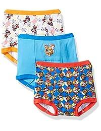 Nickelodeon 男孩狗狗巡逻队3Pk 训练裤
