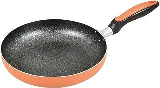 珍珠金属 大理石涂层 煤气火* TOUGH&LightII 橙色 フライパン 28cm HB-3655