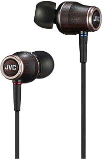 JVC HA-FW03 CLASS-S WOOD系列 入耳式耳机 黑