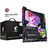 GIGABYTE Z390 AORUS Xtreme WATERFORCE (Intel LGA1151/Z390/E-ATX/一体式单板/3xM.2 热护/板载 Intel CNVI 802.11ac 2x2 波 2 Wi-Fi/ESS Sabre DAC/主板)