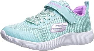 Skechers 斯凯奇 女童 Dyna-lite 运动鞋 蓝色/粉色