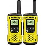 Motorola 摩托罗拉 TLKR T92 H2O PMR 无线电 (IP 67,防风雨,覆盖范围达10千米)