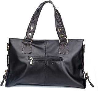 黑色女式手提包,斜挎包,棕色单肩包,柔软皮革手提包