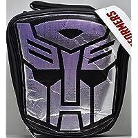 变形金刚保温软餐盒金属 Autobot 标志
