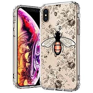 iPhone Xs MAX 动物骷髅手机壳MIXSMAXT205 Bee