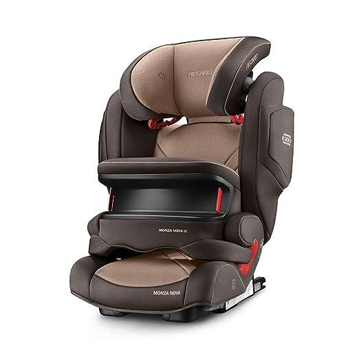 RECARO Monza Nova 儿童安全座椅适合9kg-36kg