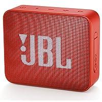 JBL GO2 Bluetooth音箱 IPX7防水/便携/无源*器 黑色 JBLGO2BLK 【日本国内正规产品/附带厂商1年保修JBLGO2ORG