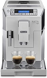 De'Longhi 德龙 Eletta 全自动咖啡机,卡布奇诺,浓缩咖啡,ECAM 45.760.W,白色