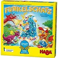 Haba 303402 - 閃閃發光的寶藏 棋盤游戲 2018年度兒童游戲