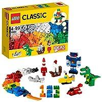 LEGO 乐高  拼插类 玩具  LEGO Classic 经典系列 经典创意补充装 10693 4-99岁 积木