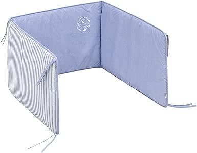 Cambrass Cot 保险杠,牛仔蓝色,60 x 40 厘米