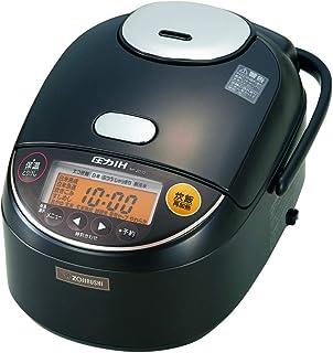 ZOJIRUSHI 象印 电饭煲 5.5合(约1升) 压力IH式 极限烹煮 黑厚釜内胆 深棕色 NP-ZD10-TD