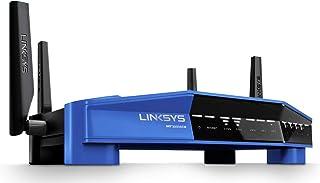 Linksys WRT AC3200 开源双频段千兆比特智能无线路由器(带 MU-MIMO,Tri-Stream 160)(WRT3200ACM)
