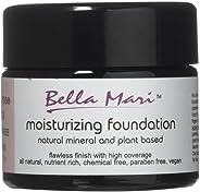 Bella Mari 天然保湿粉底 1.7floz Glass