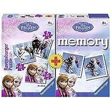 Ravensburger - 7227 - 3 盒装 带*的拼图 4 ans to 99 ans Frozen