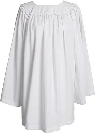 GradPlaza 圆领 Clergy Surplice 白色 48 白色 GRADPLAZA