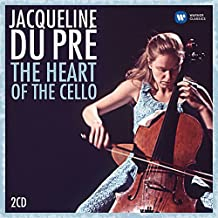 进口CD:杜普蕾-挚爱大提琴 Jacqueline Du Pre-The Heart Of The Cello(2CD)96950322