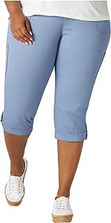 LEE 女士弹性七分裤