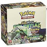 Pokemon 天体风暴助推器 Child, Teen, Adult 1 x Booster Box (36 Packs) 混合颜色
