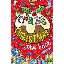 The Crazy Christmas Joke Book (English Edition)