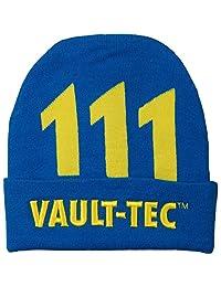 Fallout Vault-Tec Vault 111 翻边针织帽