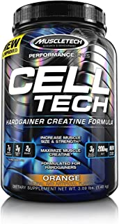 Muscletech Cell Tech Performance 系列粉末 3 lb 3