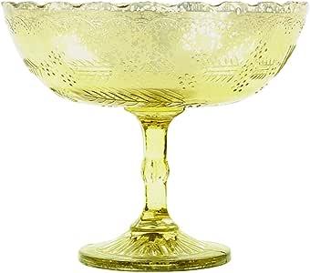 koyal 批发 compote 碗中心装饰品水银玻璃古 pedestal 花瓶,花卉餐桌*摆饰,婚礼,新娘婚前派对,家居装饰