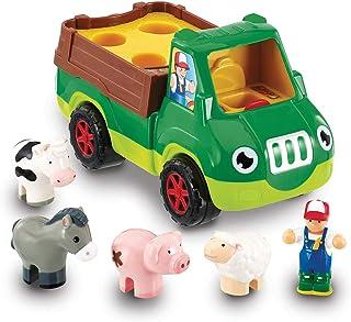 WOW Toys 107106 10710Z Freddie 农用卡车玩具