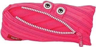 ZIPIT 怪兽铅笔袋, 粉色
