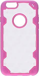 MyBat 手机套 Apple iPhone 6s/6 - 零售包装IPHONE6SHPCTUFFCHL209WP Transparent/Gold/Pink