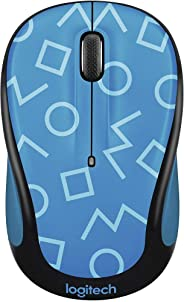 Logitech Wireless Mouse RF無線 光學的 多種顏色