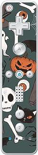 "DISAGU 任天堂 Wii 遥控器保护套 - 透明SF-sdi-3315_1212 Motif""Halloween Pattern 04"""