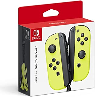 Nintendo 任天堂 Joy-Con 手柄 左/右 黄色