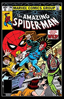"""Amazing Spider-Man (1963-1998) #206 (English Edition)"",作者:[Stern, Roger]"
