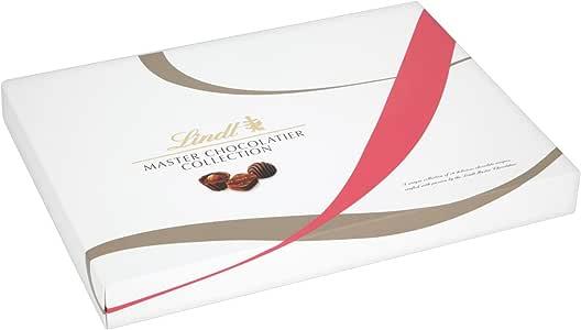 Lindt 瑞士莲巧克力 巧克力大师系列 305克